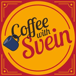 Coffee with Svein
