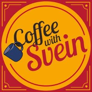 Coffee with Svein
